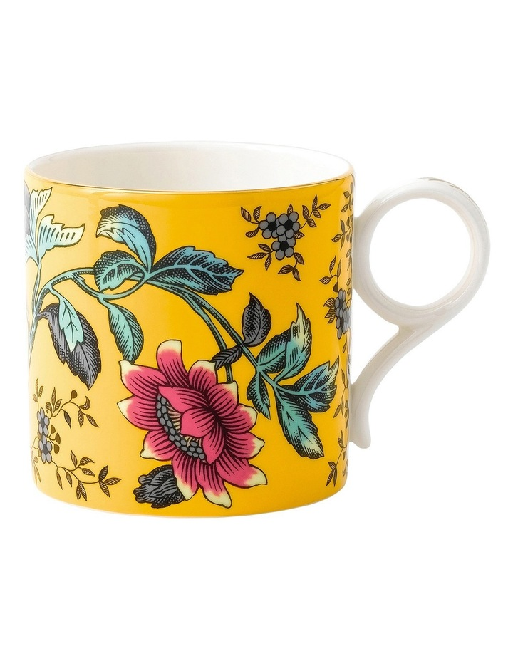 Wonderlust Yellow Tonquin Mug 300ml image 1