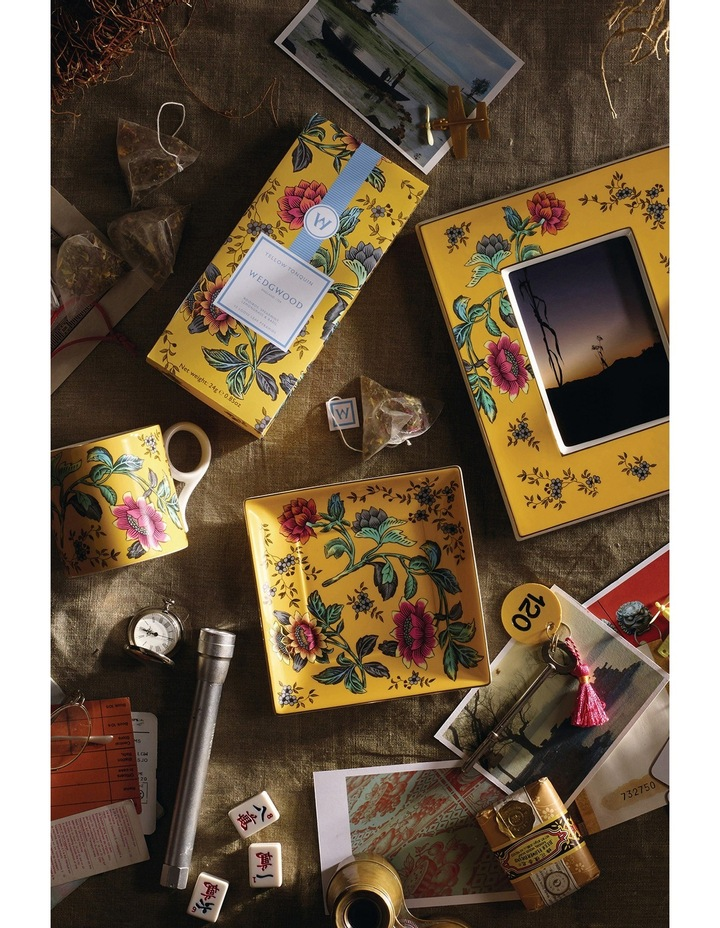 Wonderlust Yellow Tonquin Mug 300ml image 2