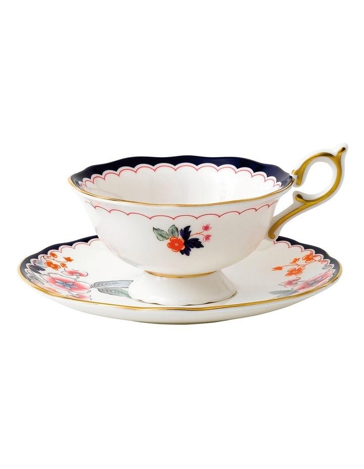 Wonderlust Jasmine Bloom Teacup and Saucer image 1