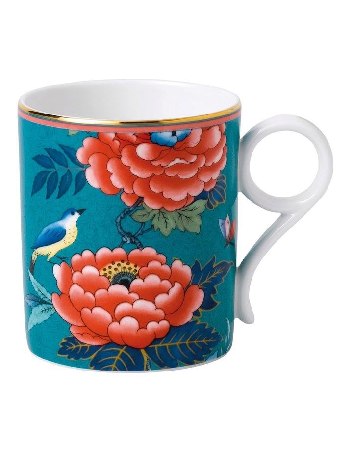 Paeonia Blush Mug Green image 1