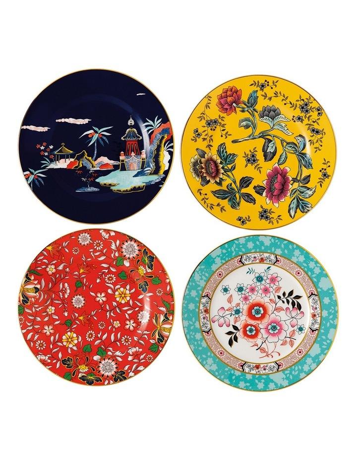 Wonderlust Plates 20cm Set of 4 image 1
