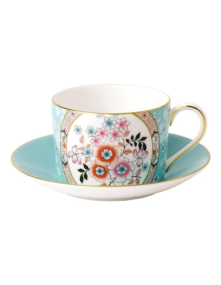 Wonderlust Camellia Teacup & Saucer image 1