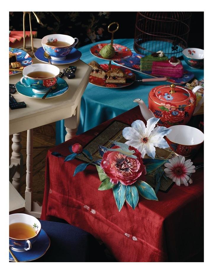 Paeonia Blush Teapot, Creamer and Sugar image 3