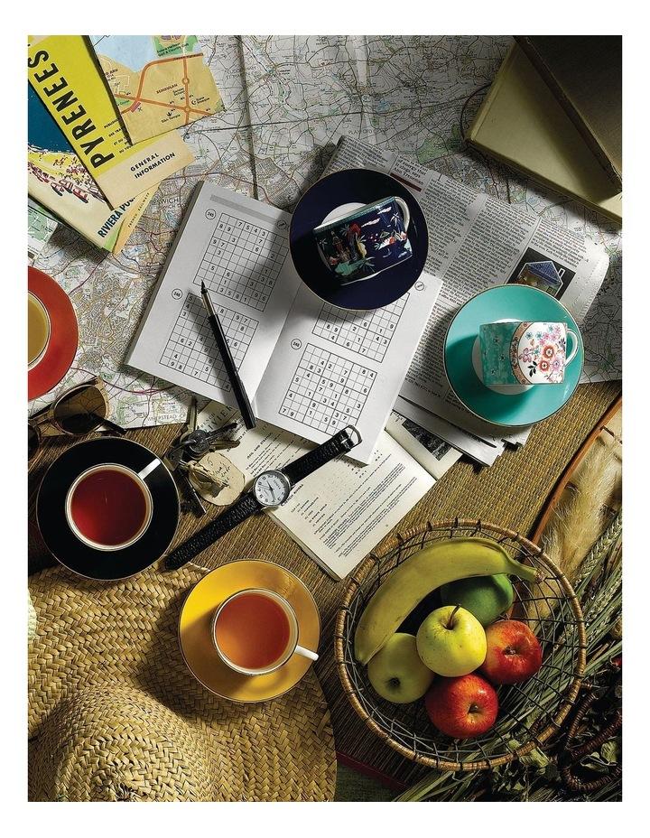 Wonderlust Teacup & Saucers Set of 4 image 2