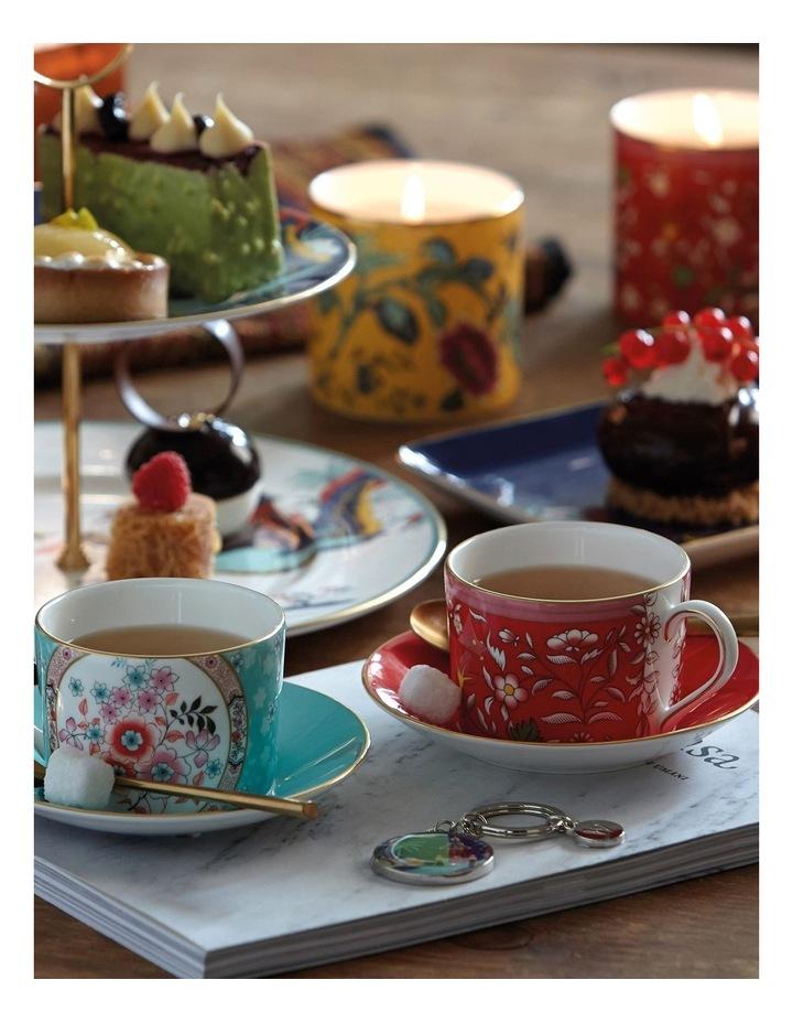 Wonderlust Teacup & Saucers Set of 4 image 3