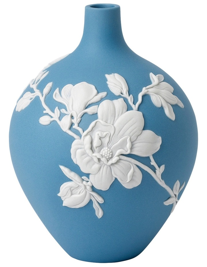 Magnolia Blossom Bud Vase 13cm image 1