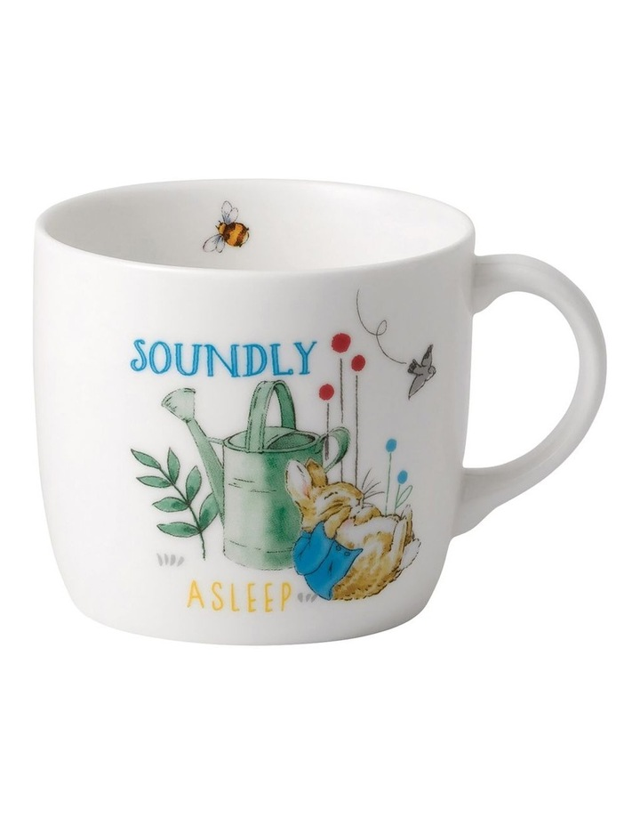 Peter Rabbit Blue Mug image 1
