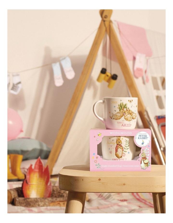 Peter Rabbit Pink Mug image 2
