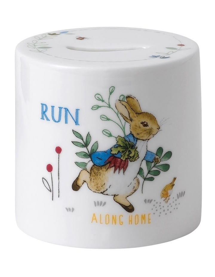 Peter Rabbit Blue Money Box image 1