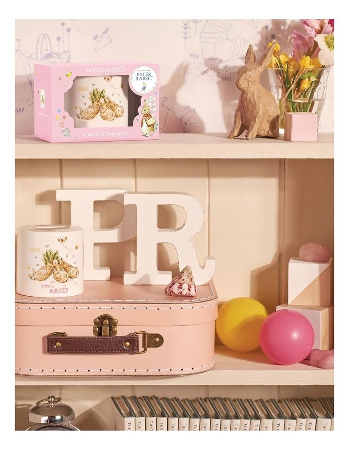 Peter Rabbit Pink Money Box image 2
