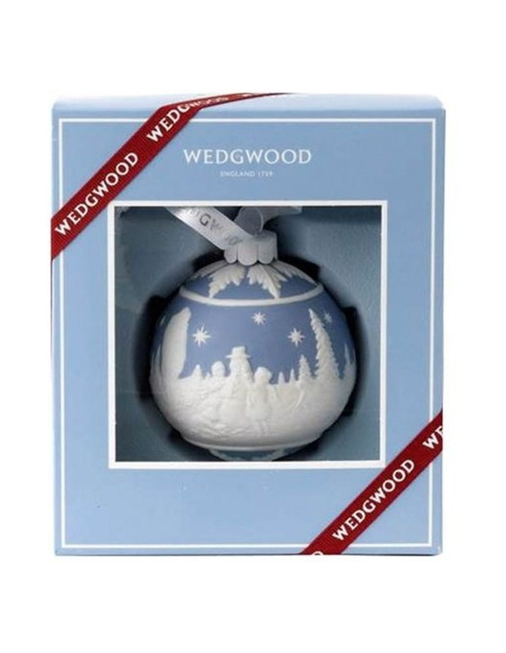 Wedgwood Christmas Ornaments.Wedgwood Baby S First Christmas Ornament Pink 9cm