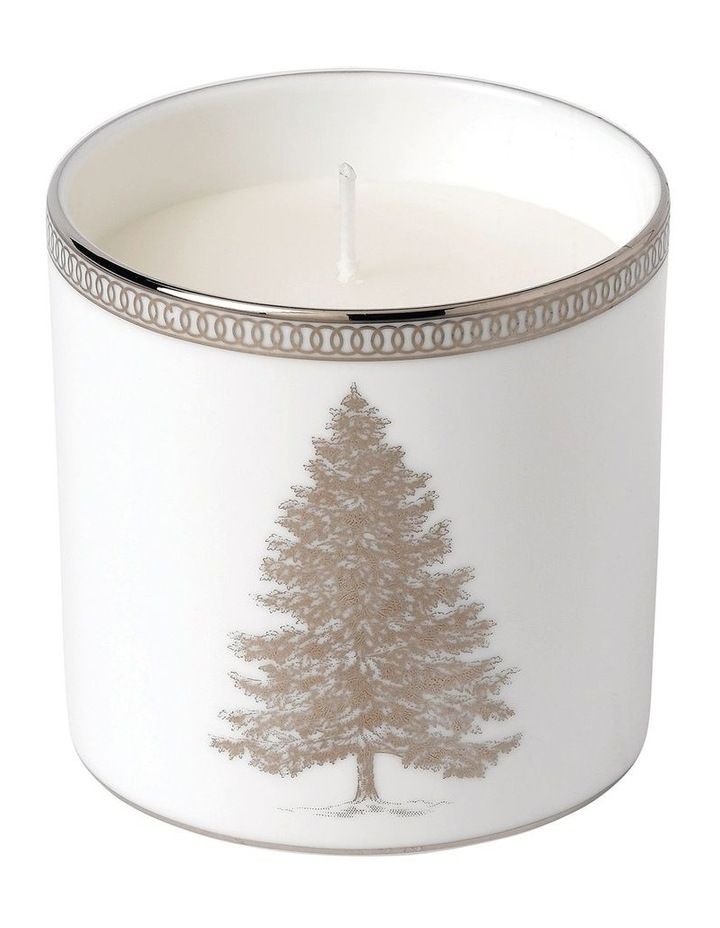 Christmas Filled Candle 8cm image 1