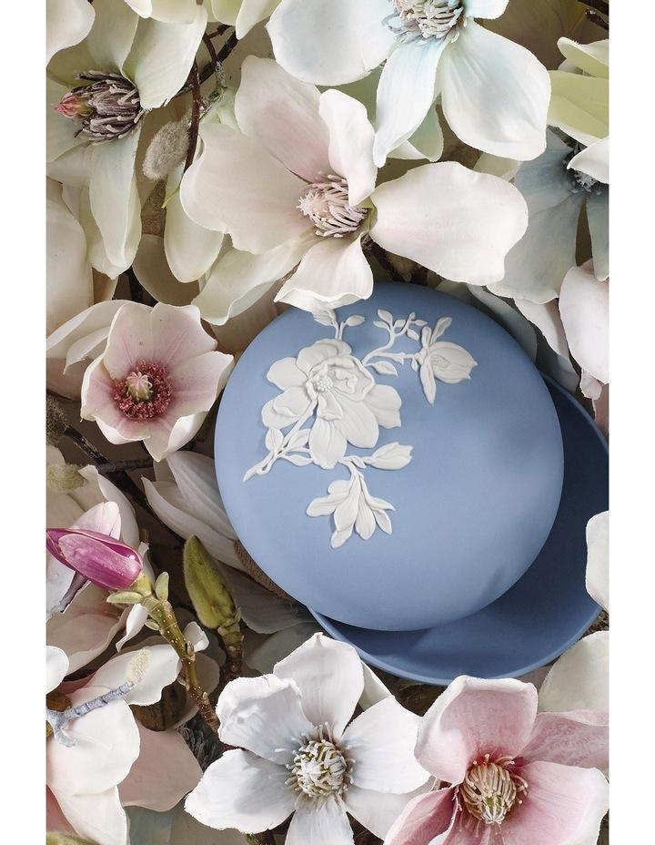 Magnolia Blossom Covered Box 6cm image 2