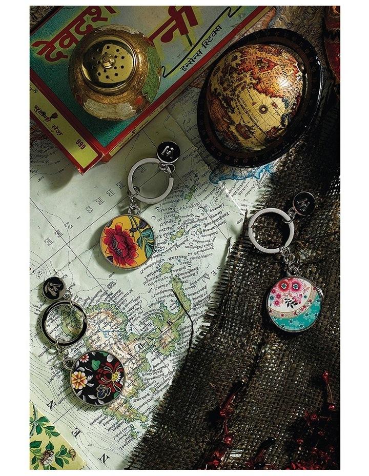 Wonderlust Oriental Jewel Keyring image 2
