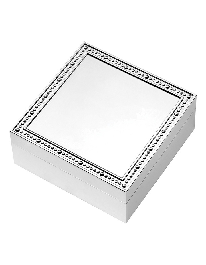 With Love Square Keepsake Box 10cm image 1
