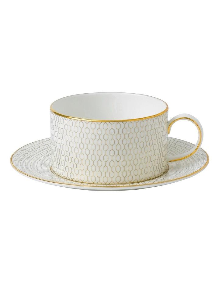 Arris Teacup and Saucer image 1