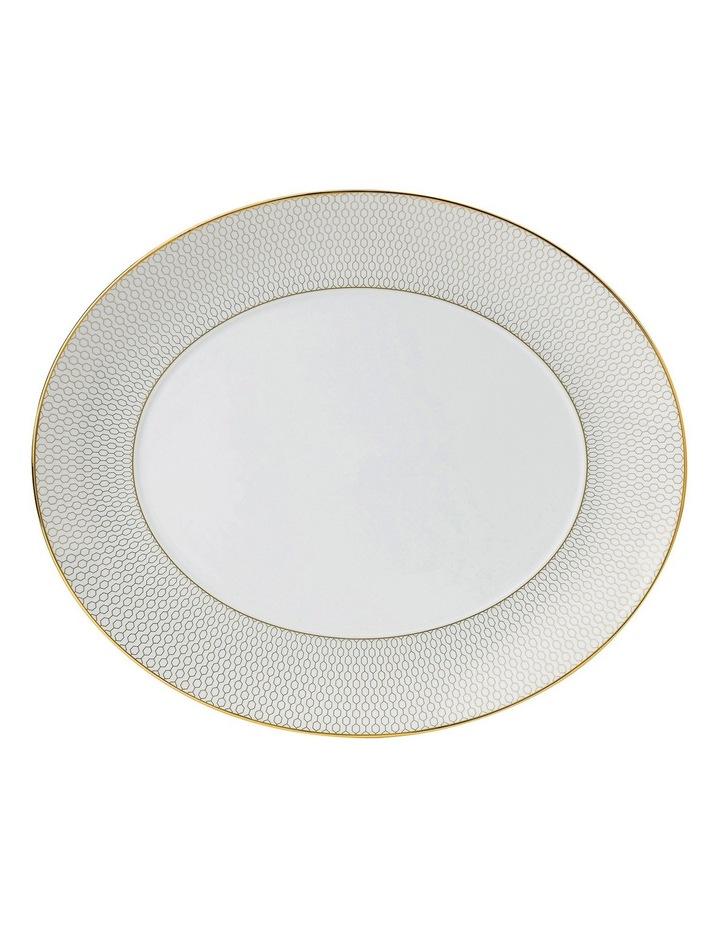 Arris Oval Platter 33cm image 1