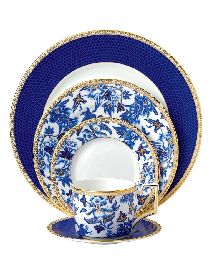 Hibiscus 5 Piece Place Setting image 1