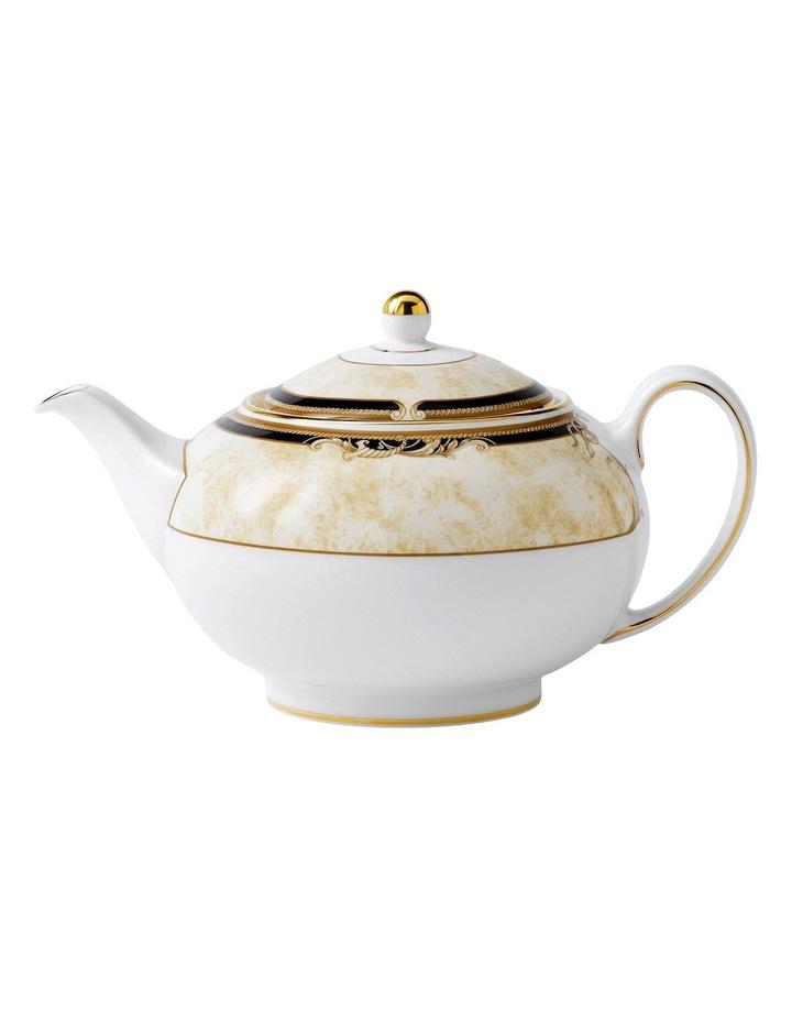 Cornucopia 0.8L Teapot in White image 1