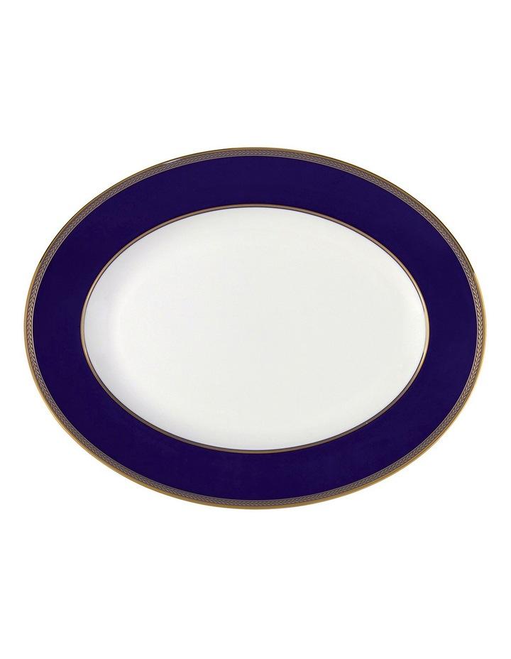 Renaissance Gold Oval Dish 39cm image 1