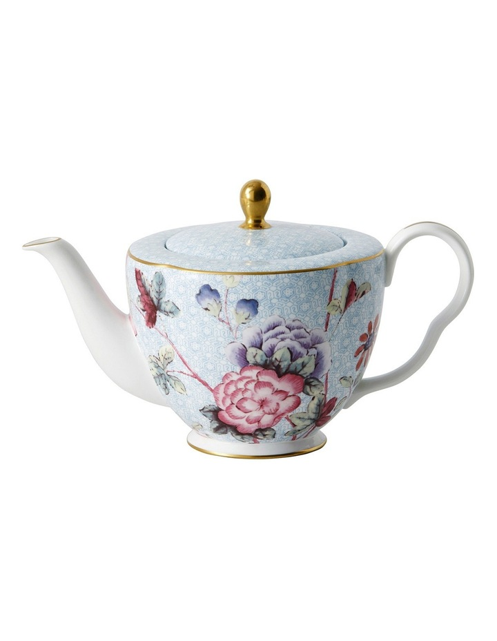 Cuckoo Teapot 1Ltr Blue image 1