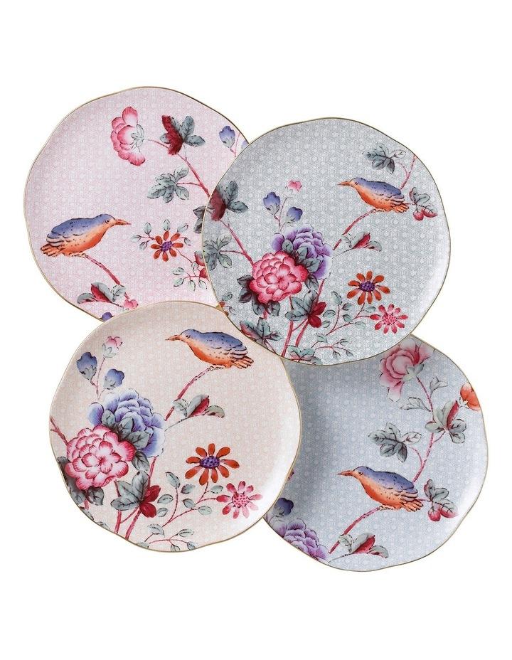 Cuckoo Plates 20cm Set of 4 image 1