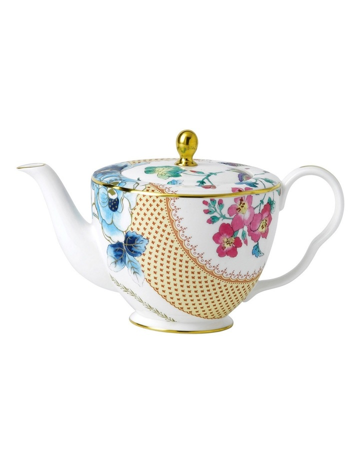 Butterfly Bloom Teapot 1Ltr image 1