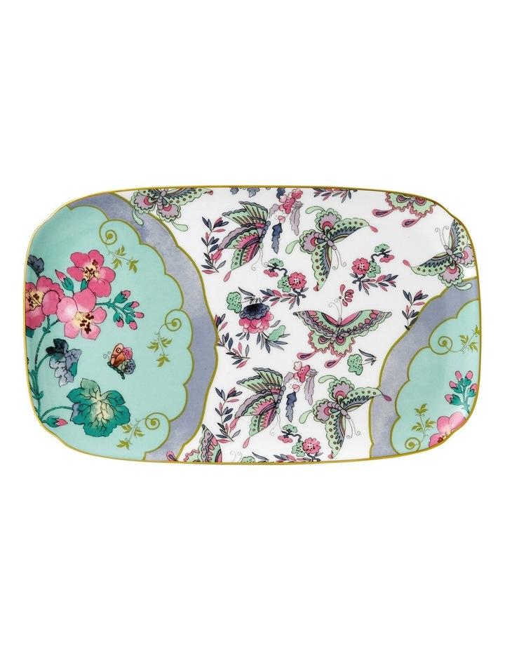 Butterfly Bloom Sandwich Tray 25Cm image 1
