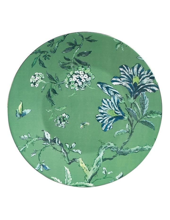 Jasper Conran Green Plate 23cm image 1