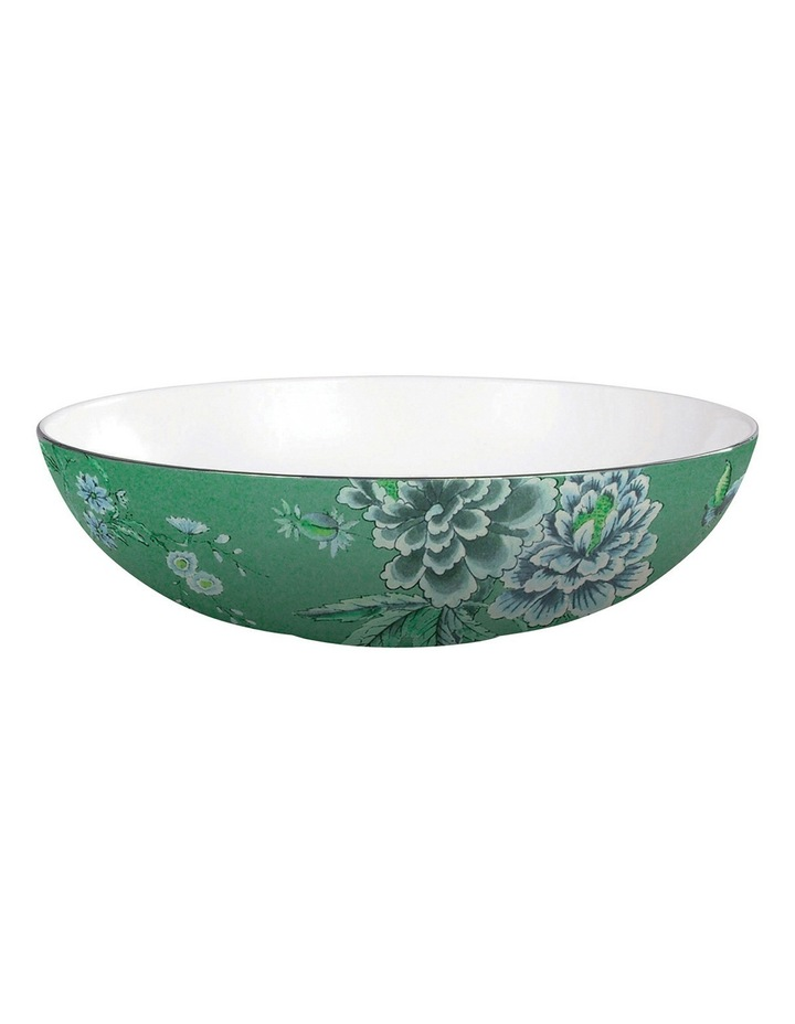 Jasper Conran Green Serving Bowl image 1