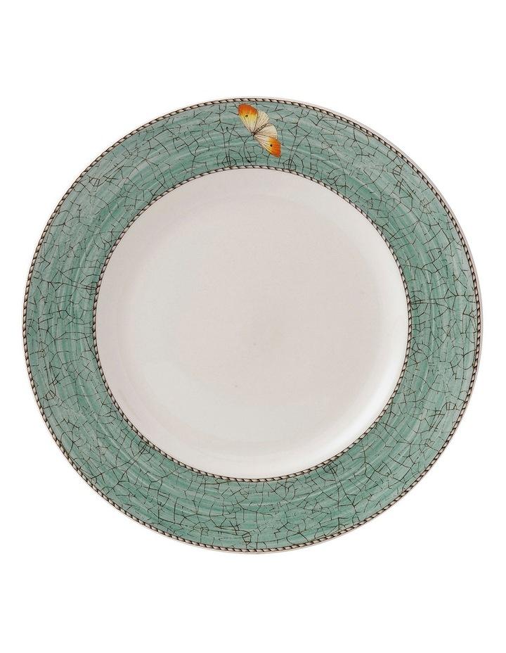 Sarah's Garden Plate 27cm Green image 1