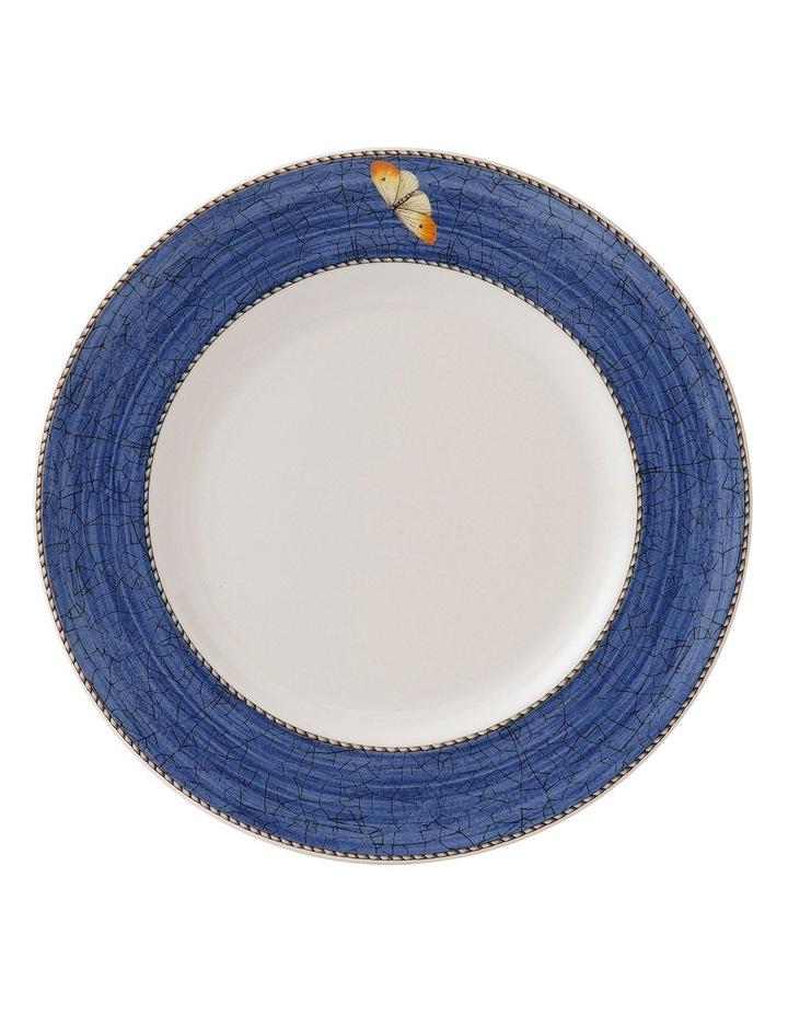 Sarah's Garden Plate 27cm Blue image 1