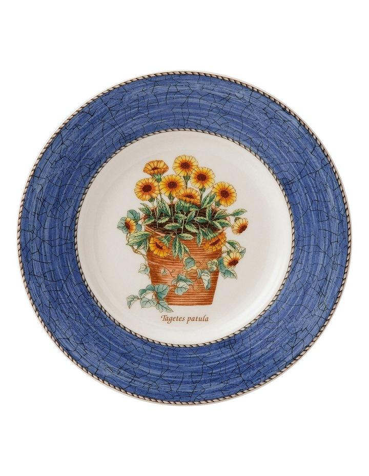 Sarah's Garden Plate 20cm Blue image 1