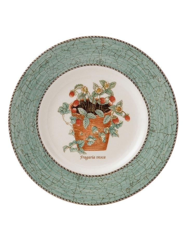 Sarah's Garden Plate 20cm Green image 1