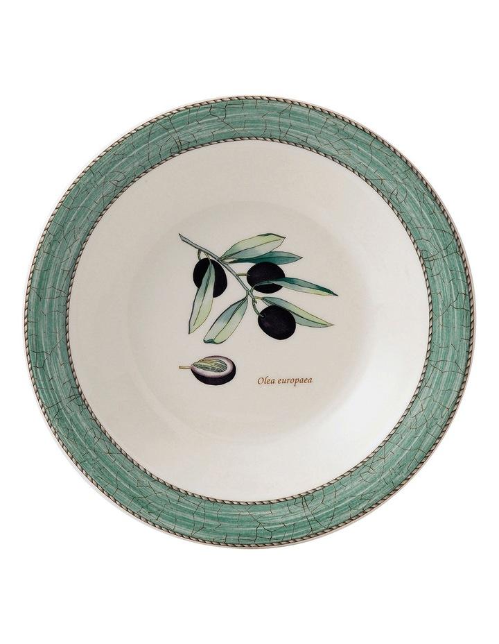 Sarah's Garden Pasta Bowl 28cm Green image 1