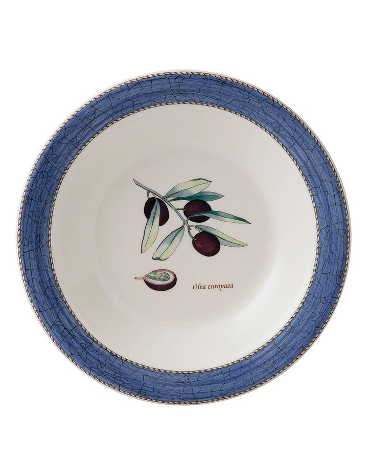 Sarah's Garden Pasta Bowl 28cm Blue image 1