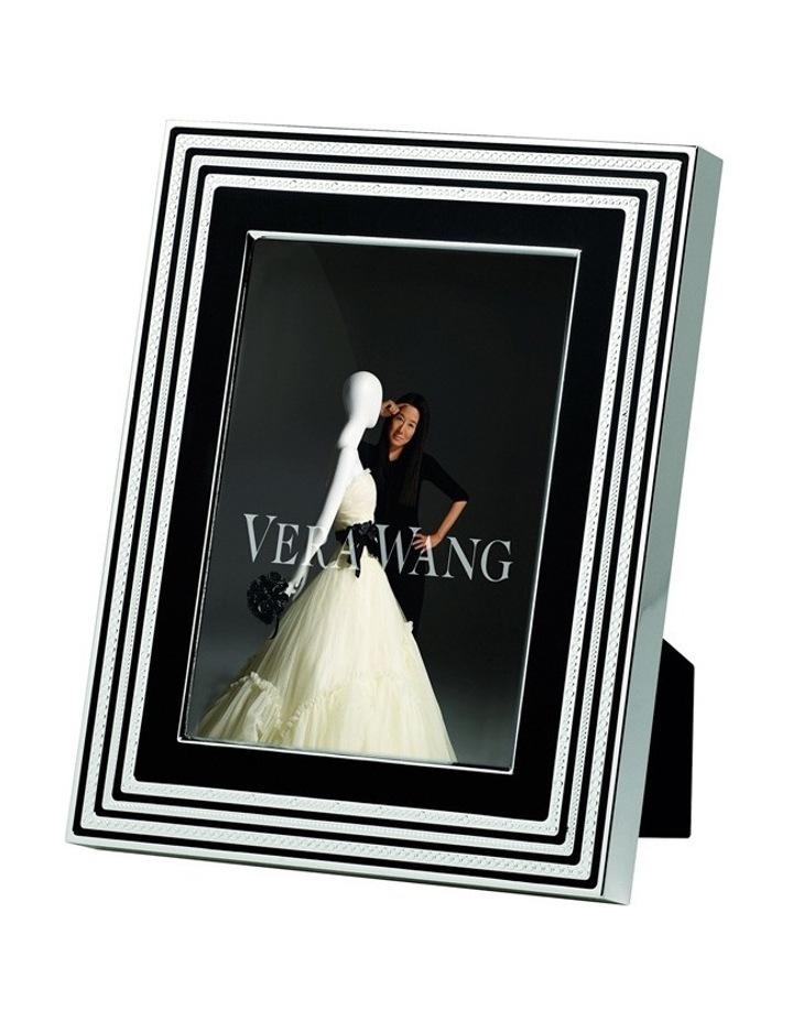 "Vera Wang With Love Frame 5""X7"" Noir image 1"