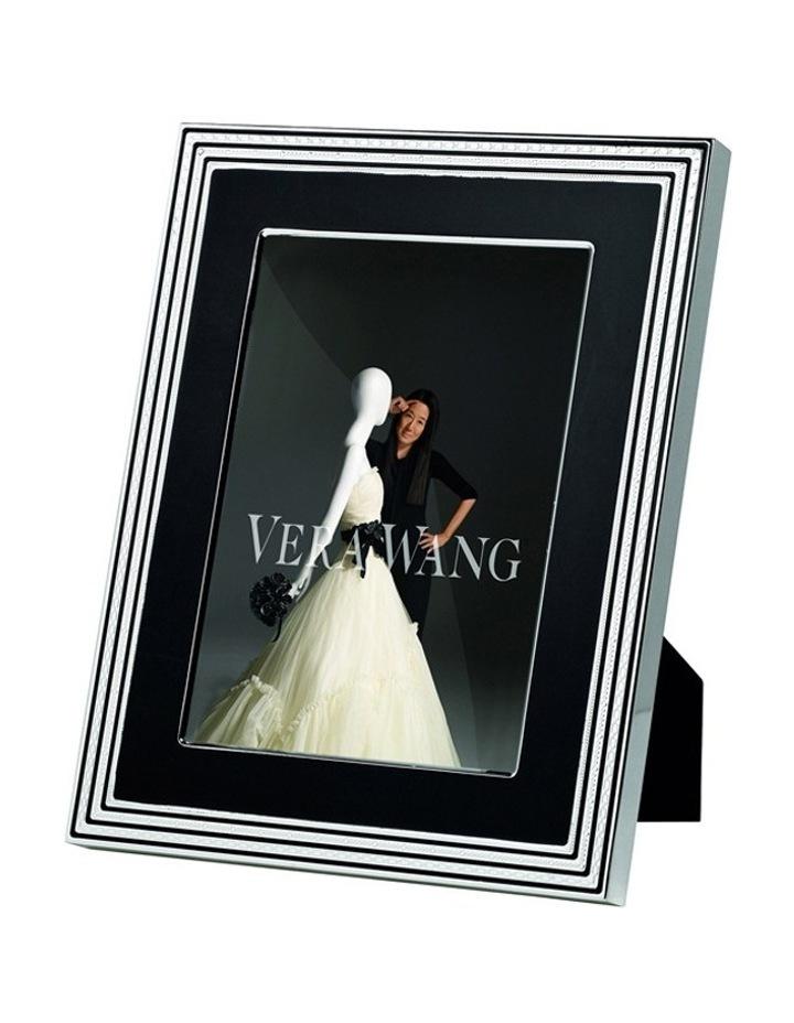 "Vera Wang With Love Frame 8""X10"" Noir image 1"