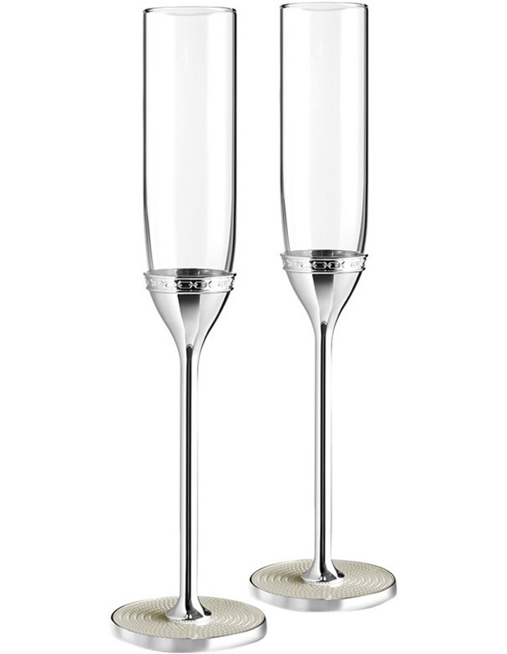 Vera Wang With Love Pearl Flute Pair image 1
