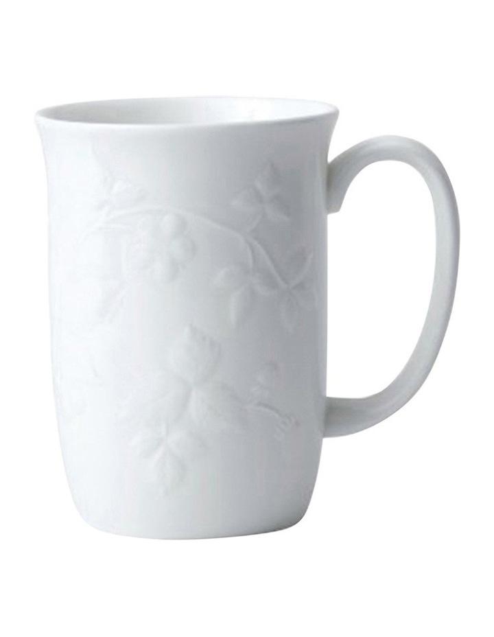 Wild Strawberry White Mug 250ml image 1