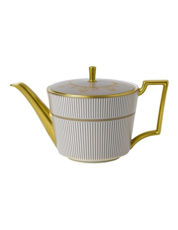 Anthemion 1L Teapot in Grey image 1