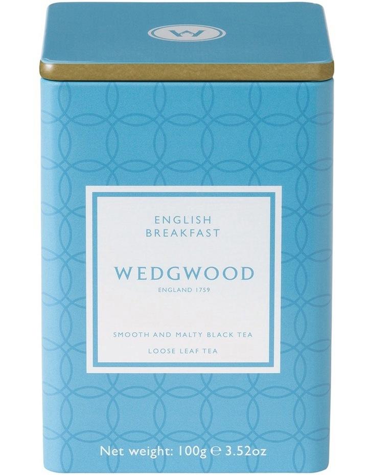 English Breakfast Tea Caddy 100g image 1