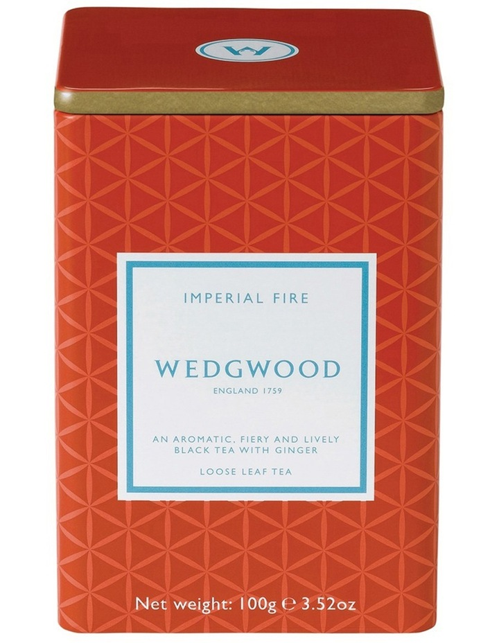 Imperial Fire Tea Caddy 100g image 1