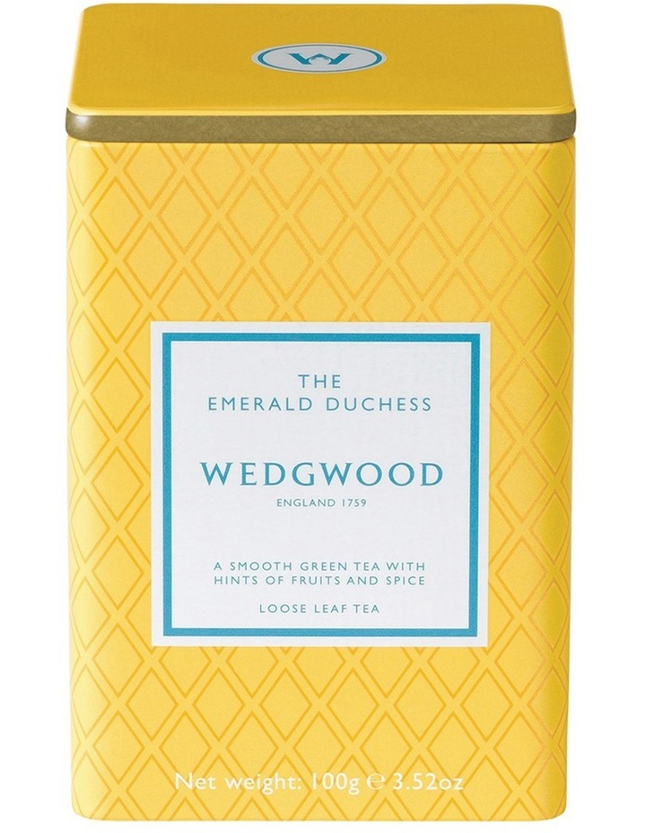 Emerald Duchess Tea Caddy 100g image 1