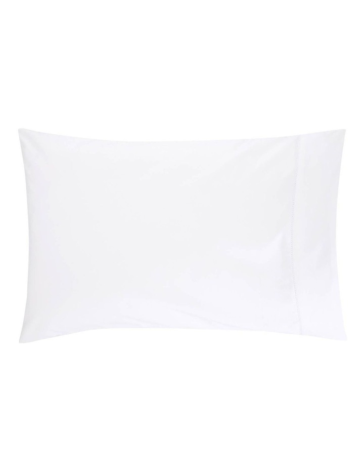 1000TC Hotel Weight Luxury Sheet Set in Snow image 3