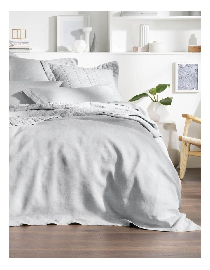Abbotson Bed Linen Range in Silver image 1