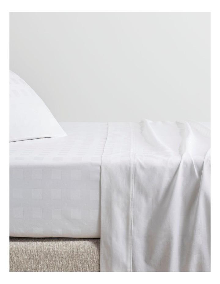 Dickins Sheet Set in White image 1
