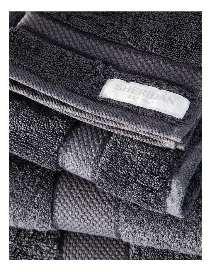 Luxury Egyptian Towel Range in Graphite image 3