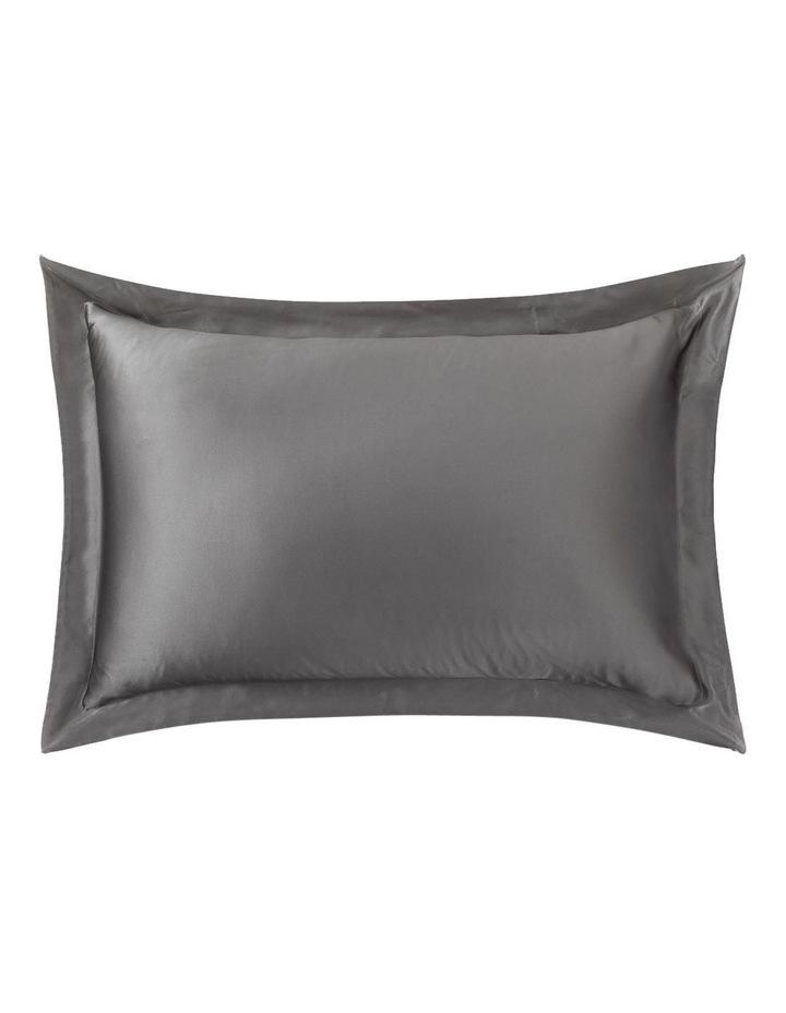 Lanham Tailored Pillowcase in Flint image 1