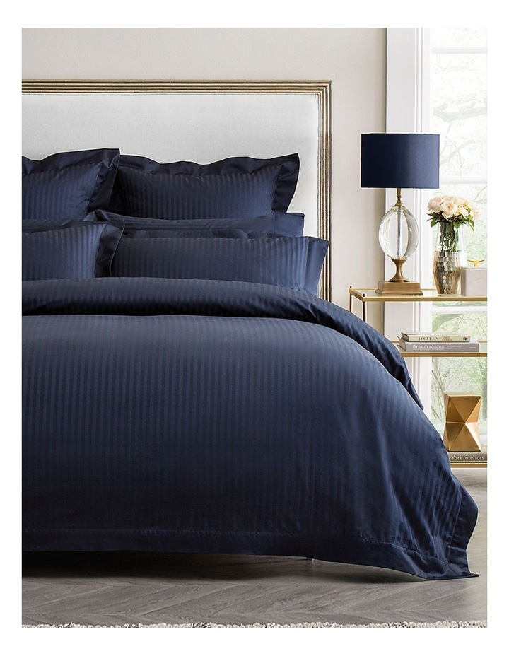Millennia Bed Linen Range in Midnight image 1